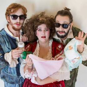 L'amore è saltimbanco: Romeo e Giulietta